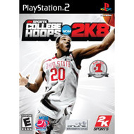 College Hoops 2K8 For PlayStation 2 PS2 Basketball - EE673672