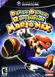 Dance Dance Revolution Mario Mixgame Only For GameCube With Manual and - EE673673