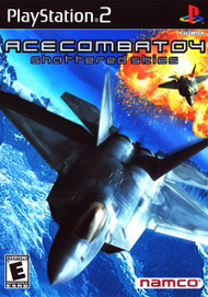 Ace Combat 04: Shattered Skies For PlayStation 2 PS2 - EE673745