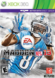 Madden NFL 13 For Xbox 360 Football - EE673937