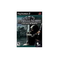 Airborne Troops: Countdown To D-Day For PlayStation 2 PS2 With Manual - EE673961
