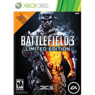Battlefield 3 Limited Edition For Xbox 360 Shooter - EE674045