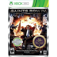 Saints Row IV: National Treasure For Xbox 360 - EE674082