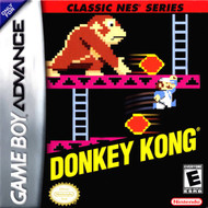 Donkey Kong Classic NES Series For GBA Gameboy Advance Arcade - EE674112