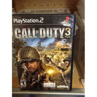 Call Of Duty 3 For PlayStation 2 PS2 COD With Manual and Case - EE674141