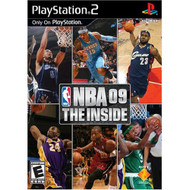 NBA '09 The Inside For PlayStation 2 PS2 Basketball - EE674536