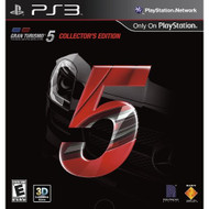Gran Turismo 5 Edition For PlayStation 3 PS3 With Manual and Case - EE674640