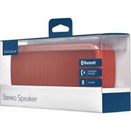 Stereo Speaker Bluetooth Red Wireless UID775 - EE674651