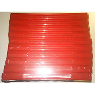 10 Official Sony PS3 PlayStation 3 Red Replacement Game Cases OEM - ZZ674759