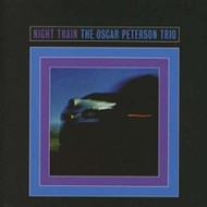 Night Train By Oscar Peterson On Audio CD Album 1990 - EE674868