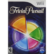 Trivial Pursuit For Wii Board Games With Manual And Case - EE674879