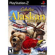 Cabelas Alaskan Adventures For PlayStation 2 PS2 Shooter - EE674935