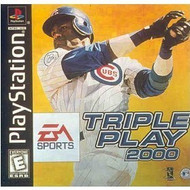 Triple Play 2000 For PlayStation 1 PS1 - EE674943