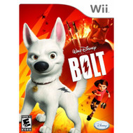 Bolt For Wii Disney With Manual And Case - EE674992