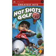 Hot Shots Golf Open Tee Sony For PSP UMD - EE675005