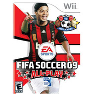 FIFA Soccer 09 All-Play For Wii - EE675003
