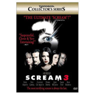Scream 3 Dimension Series On DVD With David Arquette Mystery - EE675053