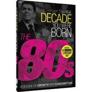 The Decade You Were Born 1980S On DVD - EE675094