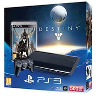 Sony PS3 500GB Dualshock 3 Destiny - ZZ675105