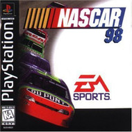 NASCAR '98 PlayStation For PlayStation 1 PS1 Racing With Manual And - EE675117