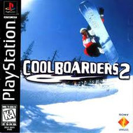 Cool Boarders 2 For PlayStation 1 PS1 With Manual And Case - EE675169
