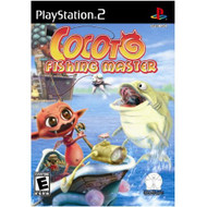 Cocoto Fishing Master For PlayStation 2 PS2 With Manual and Case - EE675185
