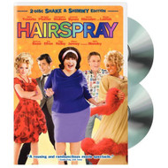 Hairspray Two-Disc Shake & Shimmy Edition On DVD With John Travolta 2 - EE675254
