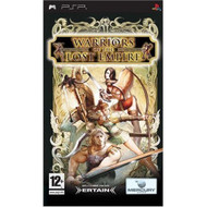 Warriors Of The Lost Empire Sony For PSP UMD With Manual and Case - EE675273