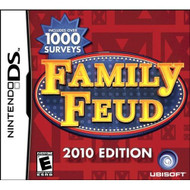 Family Feud 2010 Edition For Nintendo DS DSi 3DS 2DS Board Games With - EE675285