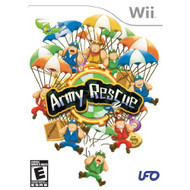 Army Rescue For Wii With Manual and Case - EE675297