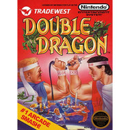 Double Dragon For Nintendo NES Vintage Fighting - EE675298