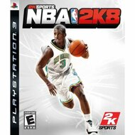 NBA 2K8 For PlayStation 3 PS3 Basketball - EE675382