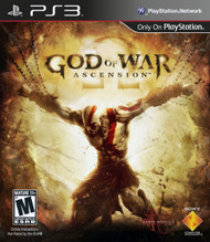 PS3 God Of War: Ascension For PlayStation 3 With Manual And Case - EE675394