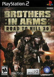 Brothers In Arms: Road To Hill 30 For PlayStation 2 PS2 - EE675422