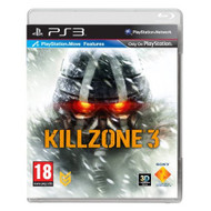 Killzone 3 PS3 With Manual and Case - ZZ675446
