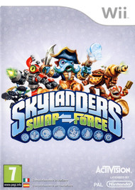Skylanders Swap Force Game Only For Wii - EE675449