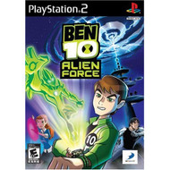 Ben 10 Alien Force For PlayStation 2 PS2 With Manual And Case - EE675477