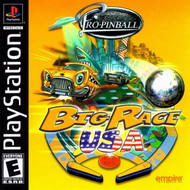 Pro-Pinball: Big Race USA For PlayStation 1 PS1 - EE675077