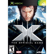 X-Men: The Official Game For Xbox Original With Manual and Case - EE675544