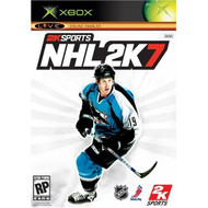NHL 2K7 Xbox For Xbox Original Hockey With Manual and Case - EE675565