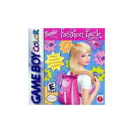 Barbie Fashion Pack Games On Gameboy Color - EE675602