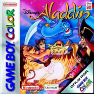 Disney's Aladdin GBC On Gameboy Color - EE675606