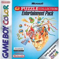 Microsoft Puzzle Collection Entertainment Pack On Gameboy Color - EE675608