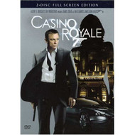 Casino Royale 2-disc Full Screen Edition On DVD With Daniel Craig - EE675652