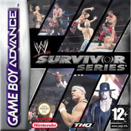 WWE Survivor Series GBA For GBA Gameboy Advance Wrestling - EE675704