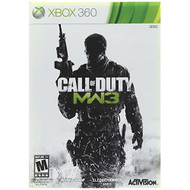 Call Of Duty: Modern Warfare 3 For Xbox 360 COD Shooter - EE675823