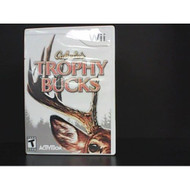 Cabela's Trophy Bucks For Wii Shooter With Manual And Case - EE675873