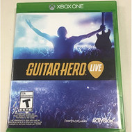 Guitar Hero: Live For Xbox One Game Only Music With Manual and Case - EE675896