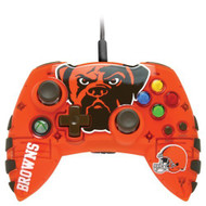 NFL Cleveland Browns Controller For Xbox 360 Football Multi-Color FNA1 - EE676004