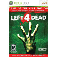 Left 4 Dead Game Of The Year Edition Xbox 360 For Xbox 360 Fighting - EE676021